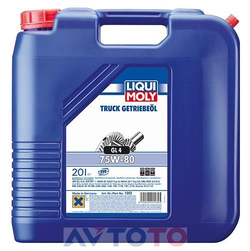 Трансмиссионное масло Liqui Moly 1202