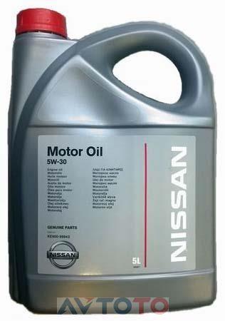 Моторное масло Nissan KE90099943R
