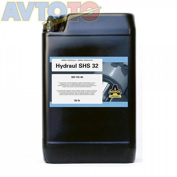 Гидравлическое масло AGROL 780520