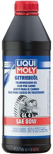 Трансмиссионное масло Liqui Moly 1952