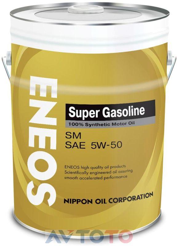 Моторное масло Eneos OIL4075