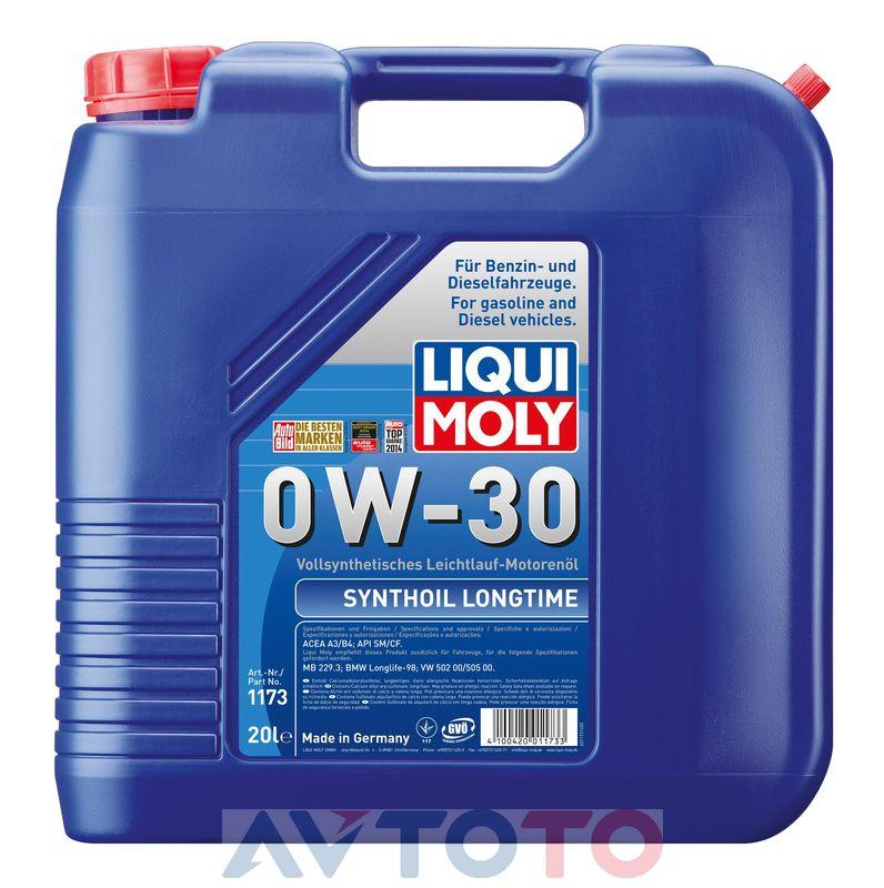 Моторное масло Liqui Moly 1173