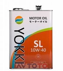 Моторное масло Yokki YSS1040SL4