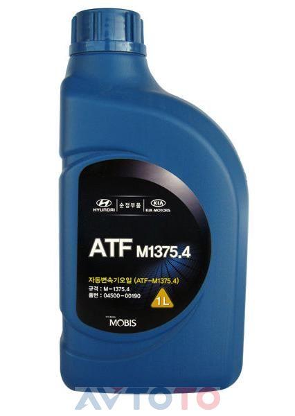 Трансмиссионное масло Hyundai/Kia 0450000190