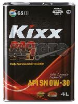 Моторное масло KIXX L208144TE1
