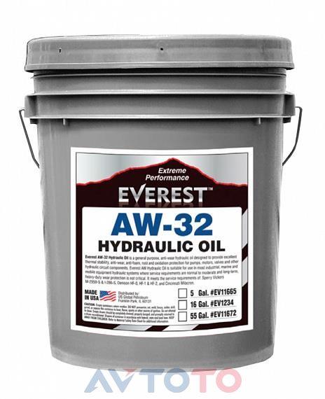 Гидравлическое масло EVEREST FPAW320EV05GHF