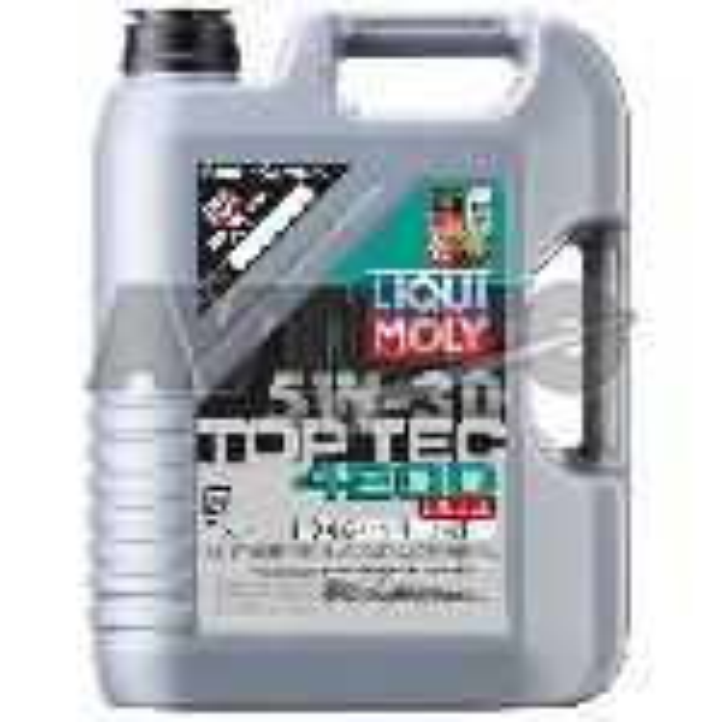 Моторное масло Liqui Moly 2376