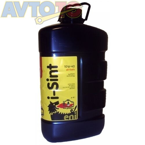 Моторное масло Eni 102492