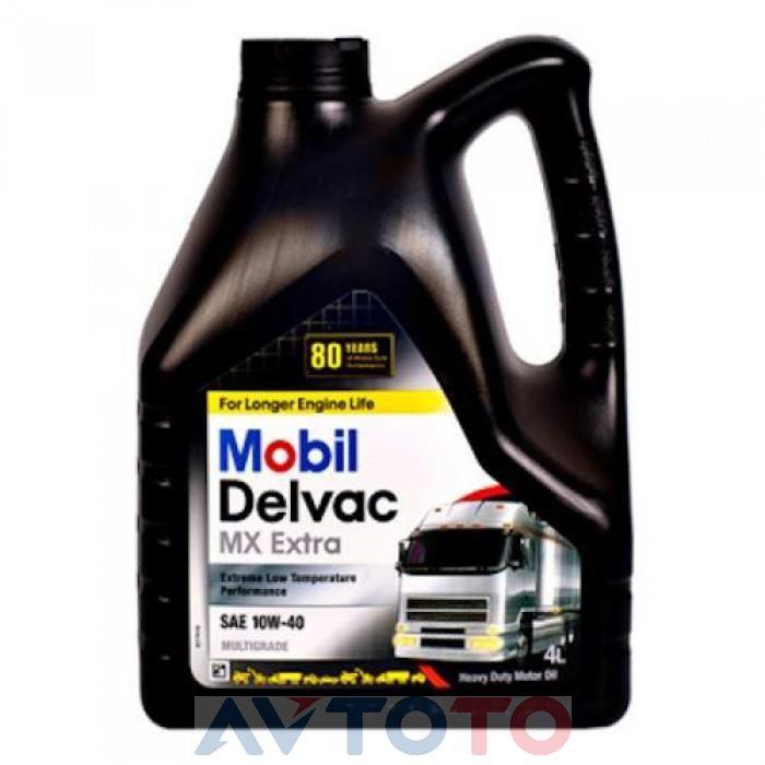 Моторное масло Mobil 152538
