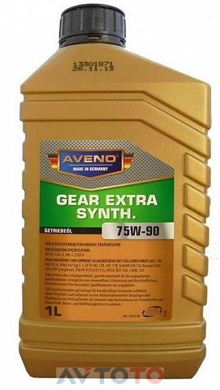 Трансмиссионное масло Aveno 3022556001