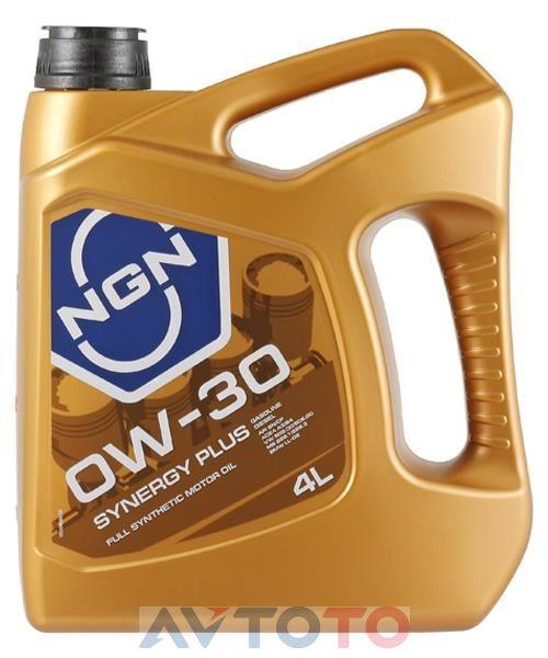 Моторное масло NGN Oil 0W30SMCFSYNERGYPLUS4L