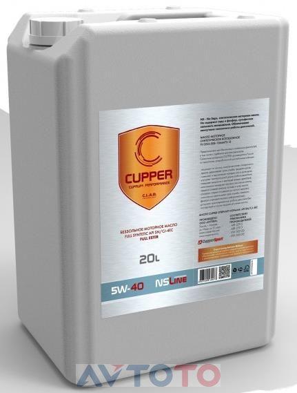 Моторное масло Cupper FE5W4020