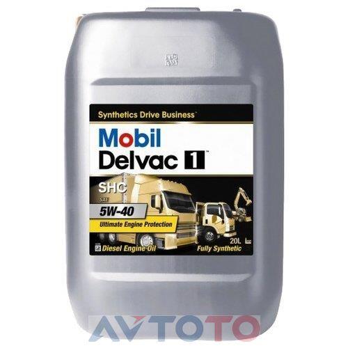Моторное масло Mobil 127677