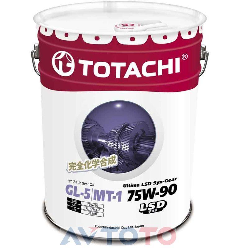 Трансмиссионное масло Totachi 4589904931574
