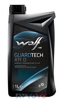 Трансмиссионное масло Wolf oil 8304903