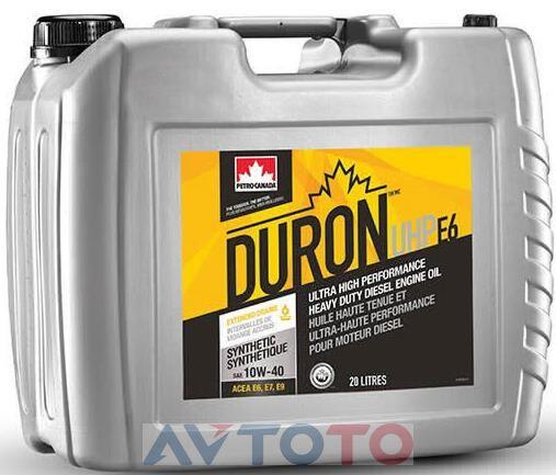 Моторное масло Petro-Canada DEU14J20