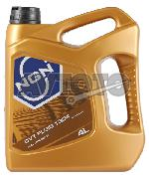 Трансмиссионное масло NGN Oil CVT1304FLUID4L