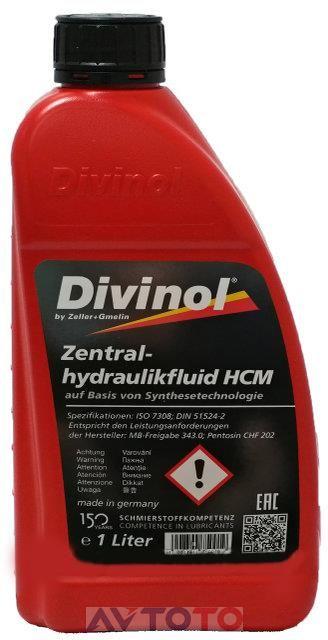 Трансмиссионное масло Divinol 51730C069