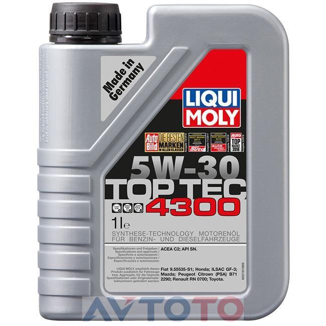 Моторное масло Liqui Moly 8030