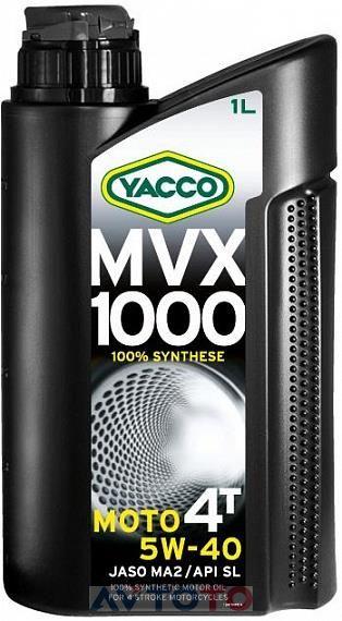 Моторное масло Yacco 334225