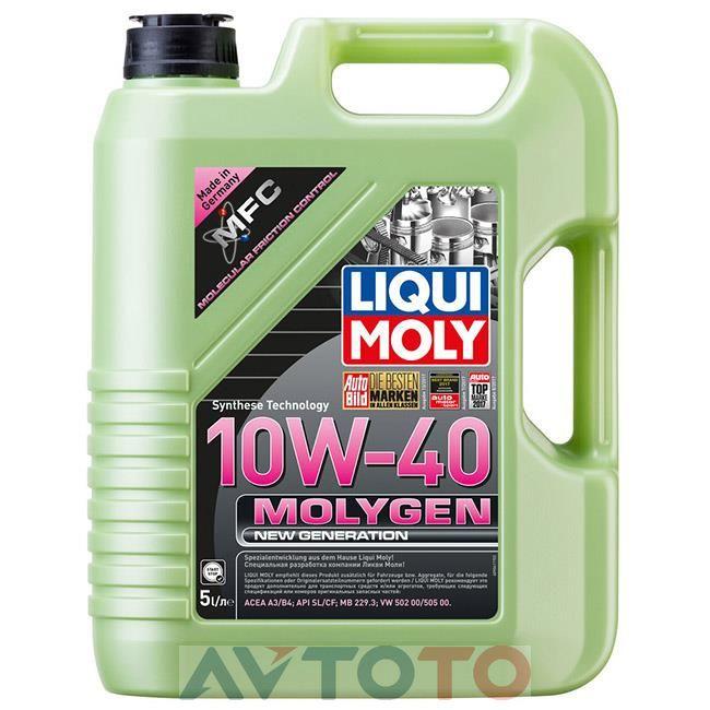 Моторное масло Liqui Moly 9061