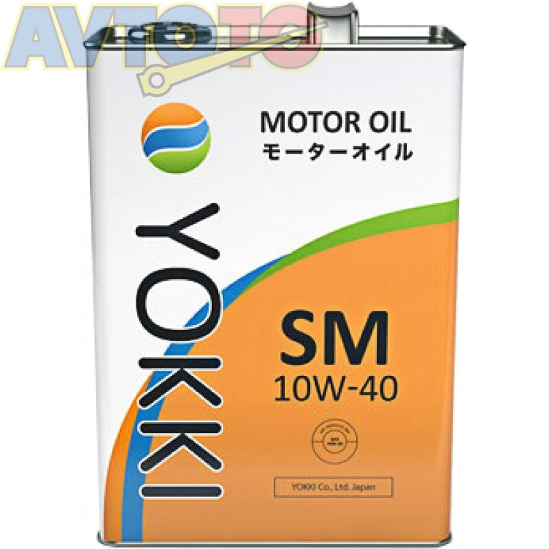 Моторное масло Yokki YSS1040SM4