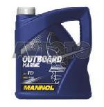 Моторное масло Mannol 4036021401751