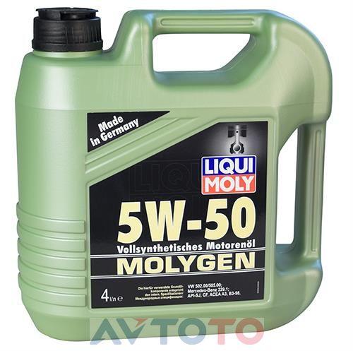 Моторное масло Liqui Moly 3922