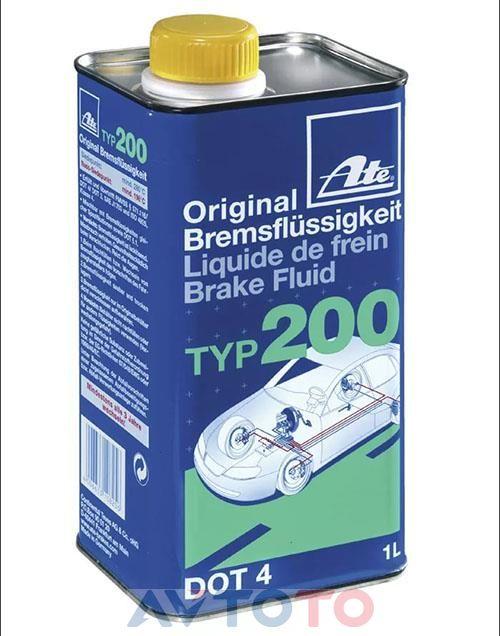 Тормозная жидкость Ate 03990162022