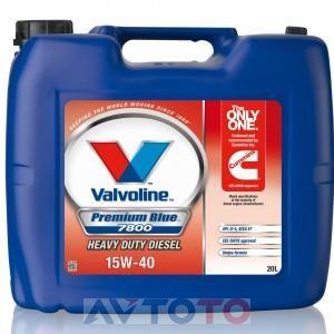 Моторное масло Valvoline VE17706