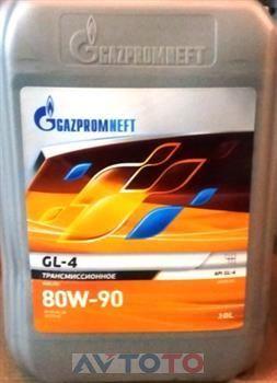 Трансмиссионное масло Gazpromneft 4650063117687