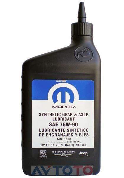 Трансмиссионное масло Chrysler 68044567AA