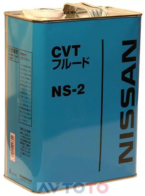 Трансмиссионное масло Nissan KLE520000403