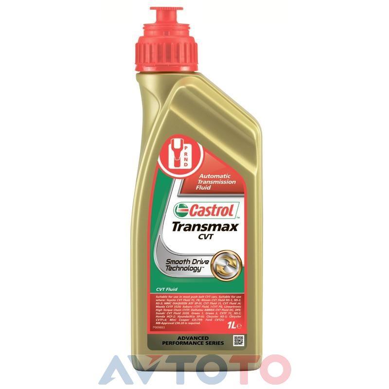 Трансмиссионное масло Castrol 156CA5