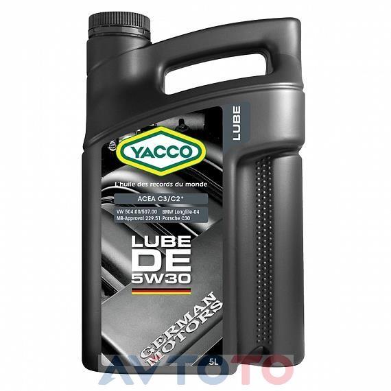 Моторное масло Yacco 305822