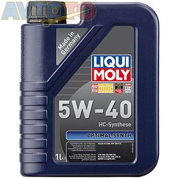 Моторное масло Liqui Moly 3925