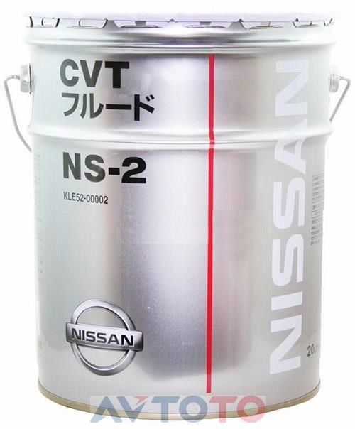 Трансмиссионное масло Nissan KLE5200002