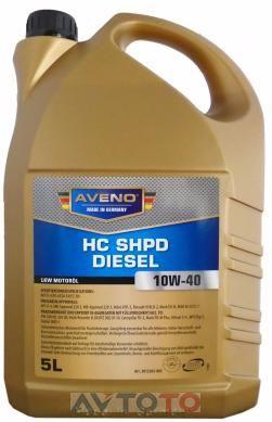 Моторное масло Aveno 3012205005