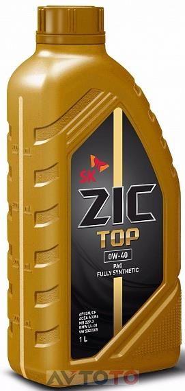 Моторное масло ZIC 132611
