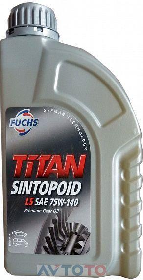Трансмиссионное масло Fuchs 600748593