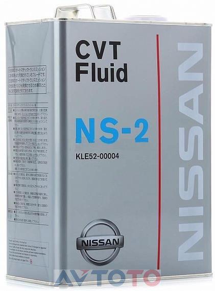 Трансмиссионное масло Nissan KLE5200004