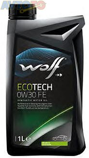 Моторное масло Wolf oil 8309205