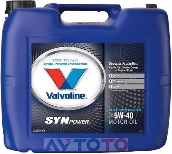 Моторное масло Valvoline 872384