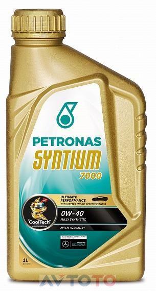 Моторное масло PETRONAS SYNTIUM 18381619