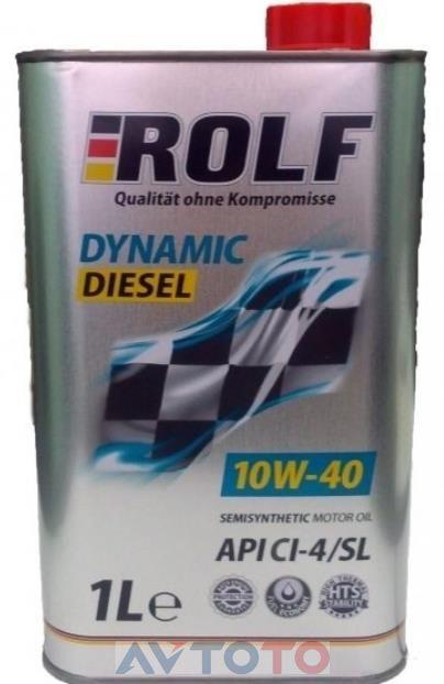 Моторное масло Rolf 4260429110049