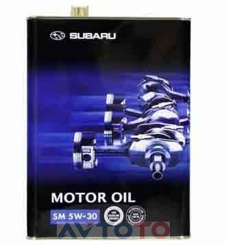 Моторное масло Subaru K0215Y0271