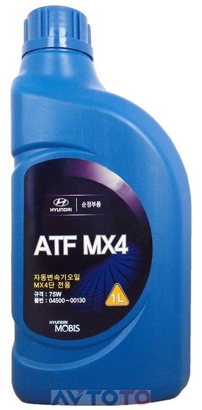 Трансмиссионное масло Hyundai/Kia 0450000130
