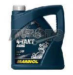Моторное масло Mannol TA40205