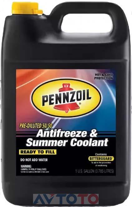 Охлаждающая жидкость Pennzoil 071611915328