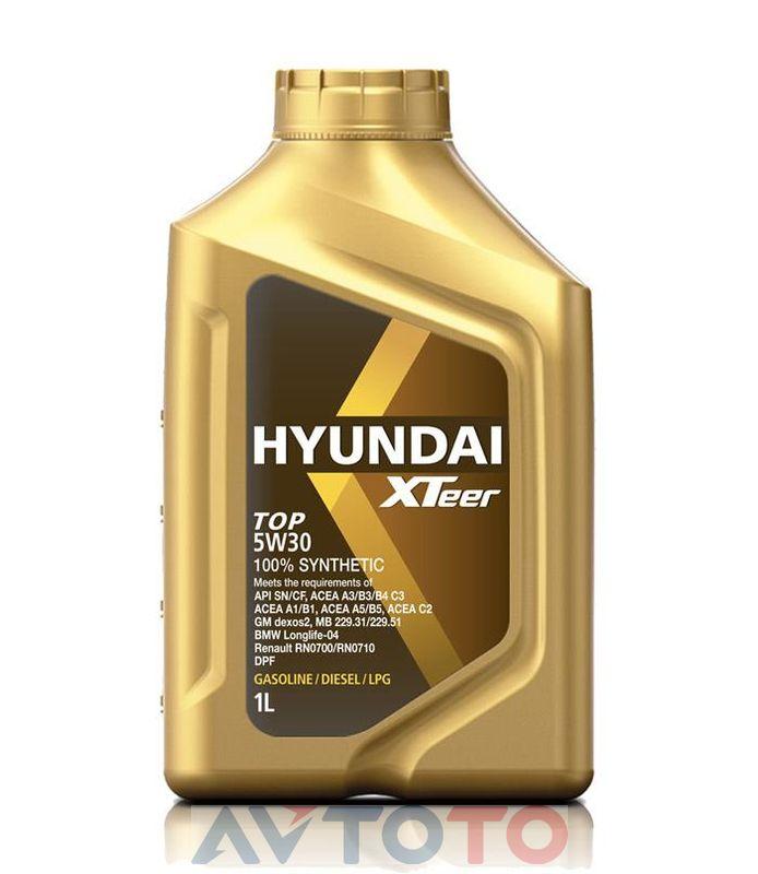 Моторное масло Xteer 1011004
